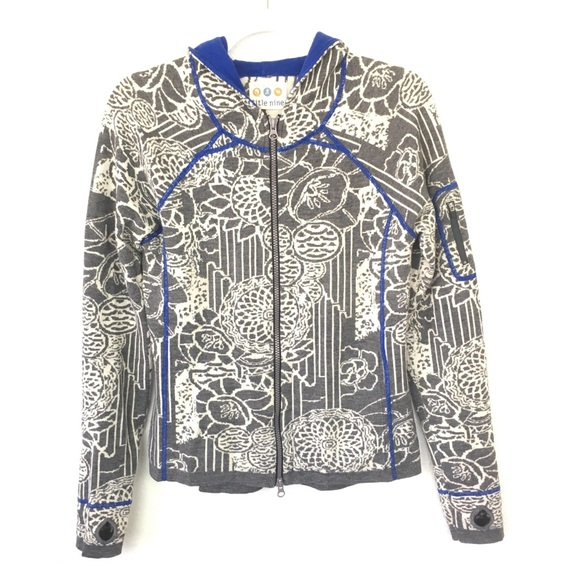 Title Nine Jackets Coats Title Nine Super Power Full Zip Hoodie Sweater Poshmark